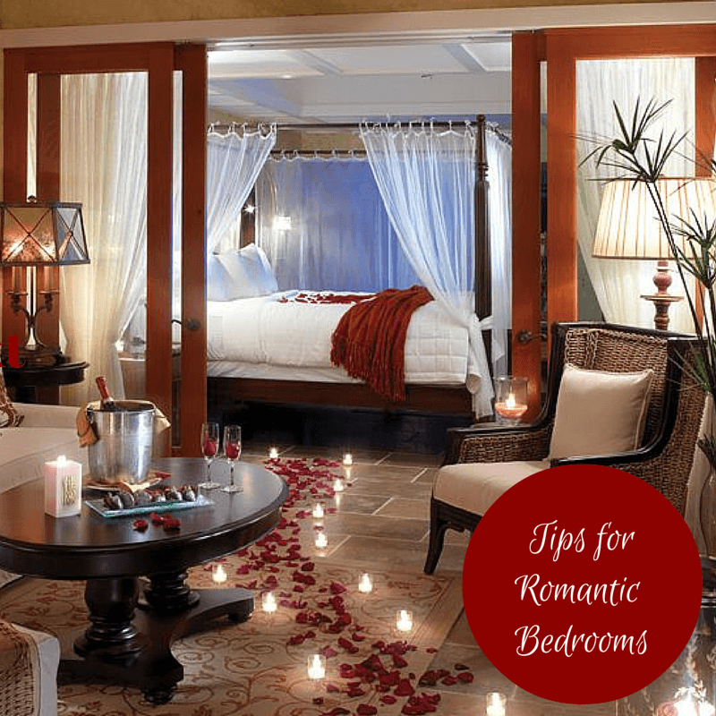 Top 5 Ways To Make Your Bedroom More Romantic