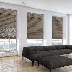 Platinum II Collection Woven Wood Blinds