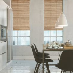 Platinum I Collection Woven Wood Blinds