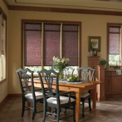 Premier Natural Weave Roller Shades