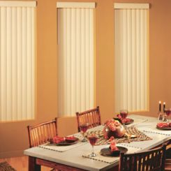 Regal Sheer Fabric Vertical Blinds
